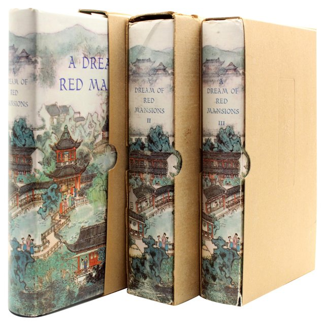 A Dream of Red Mansions, 3 Vols
