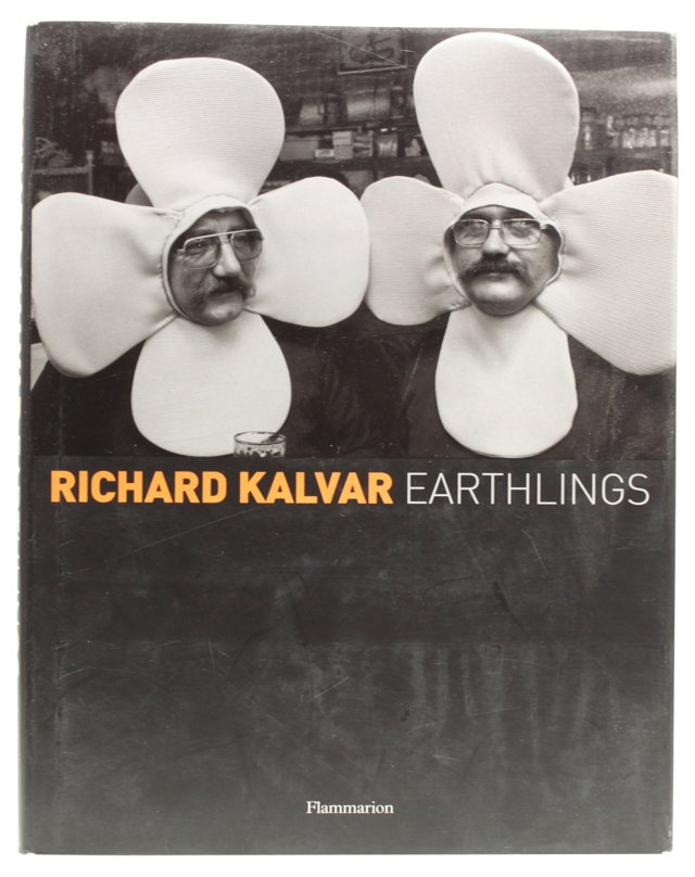 Richard Kalvar: Earthlings, 1st Ed