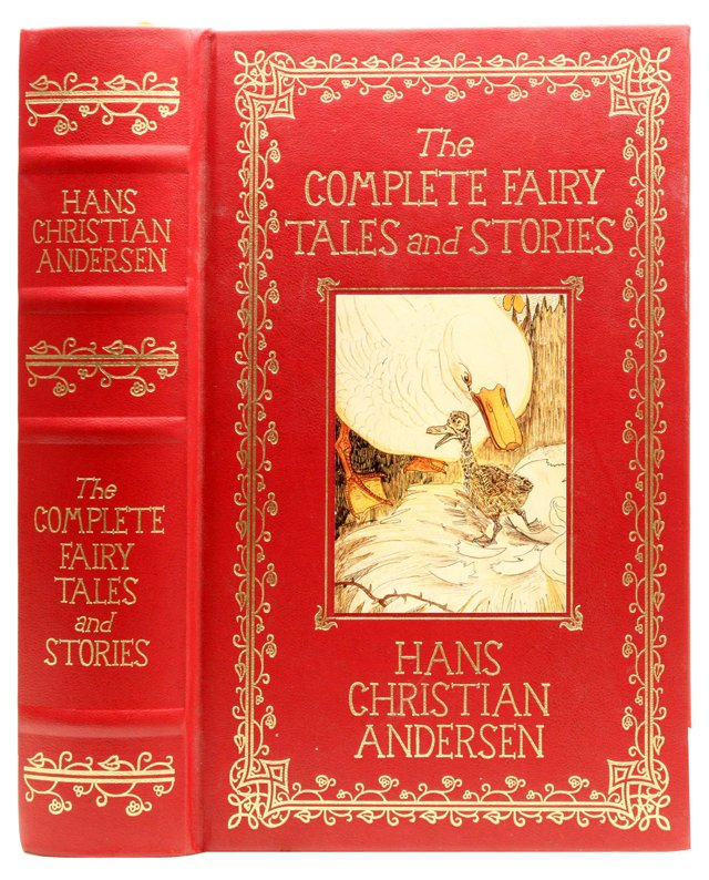 Hans Christian Andersen: Tales & Stories