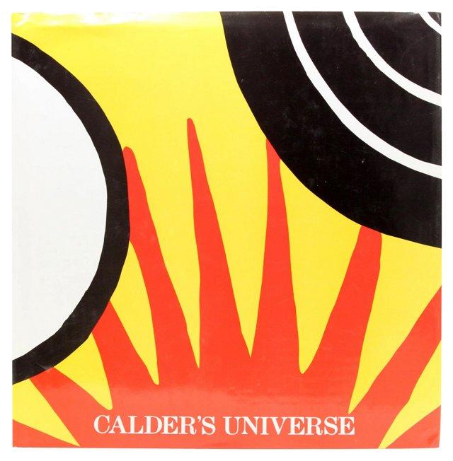 Calder's Universe, 1st Ed