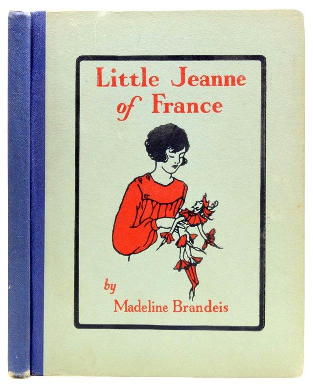 Little Jeanne of France, 1929