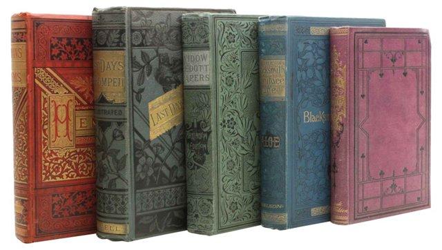 Victorian Novels & Poetry, S/5