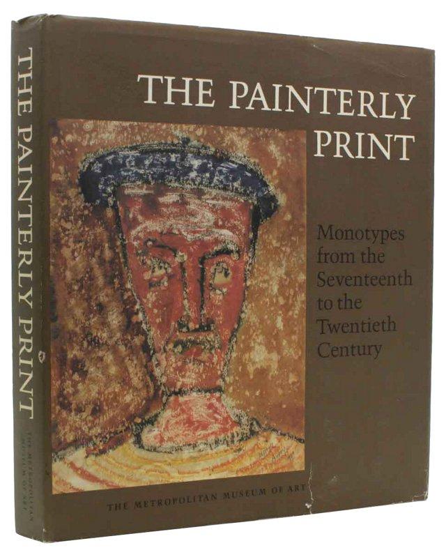 The  Painterly Print