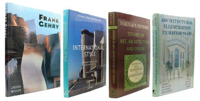 Architecture  Books, S/4