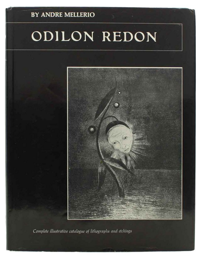 Odilon Redon, Lithographs & Etchings