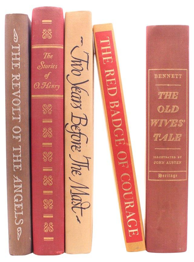 Heritage Press Classics, S/5