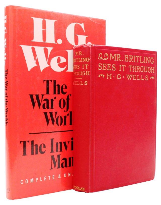 H.G. Wells, Pair