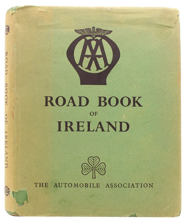 Road Book of Ireland, 1962