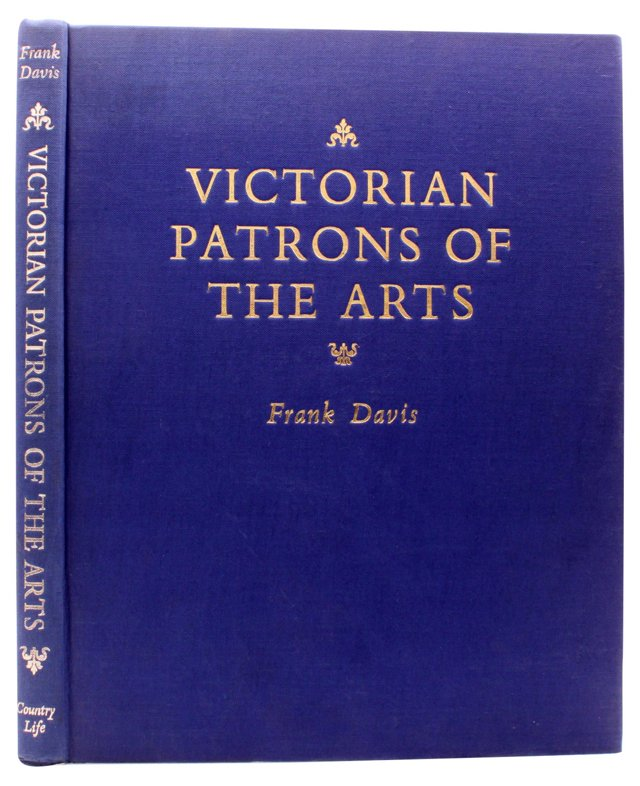 Victorian Patrons of the Arts