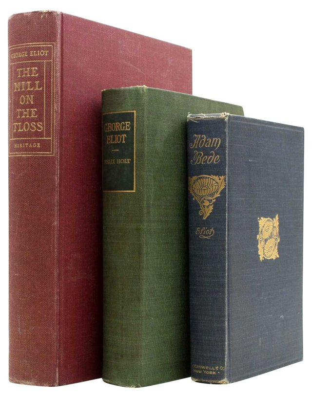 Selected George Eliot, S/3
