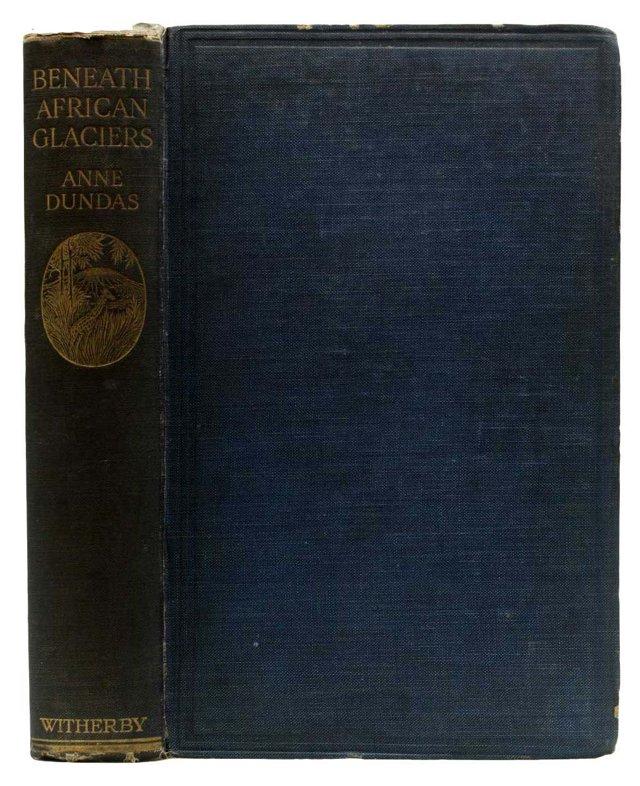 Beneath African Glaciers, 1924