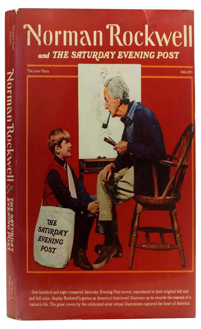 Norman Rockwell, Saturday Evening Post