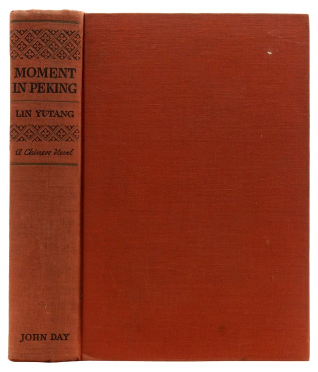 Moment in Peking, 1st Ed