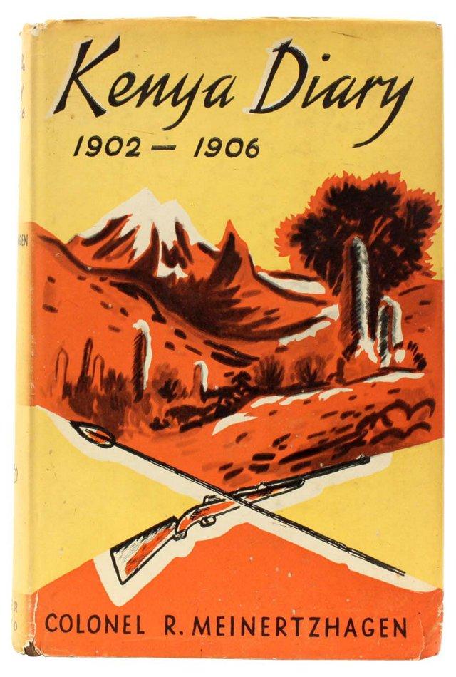 Kenya Diary: 1902-1906