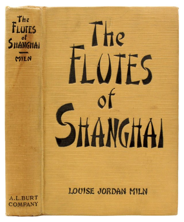 The Flutes of Shanghai, 1928
