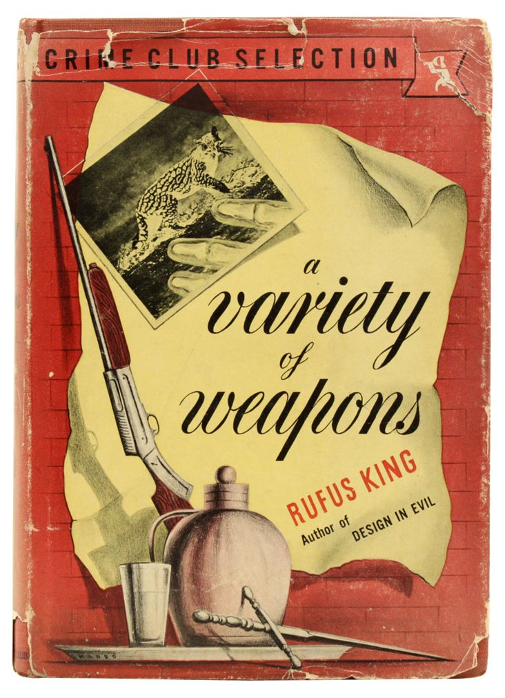A Variety of Weapons, 1943