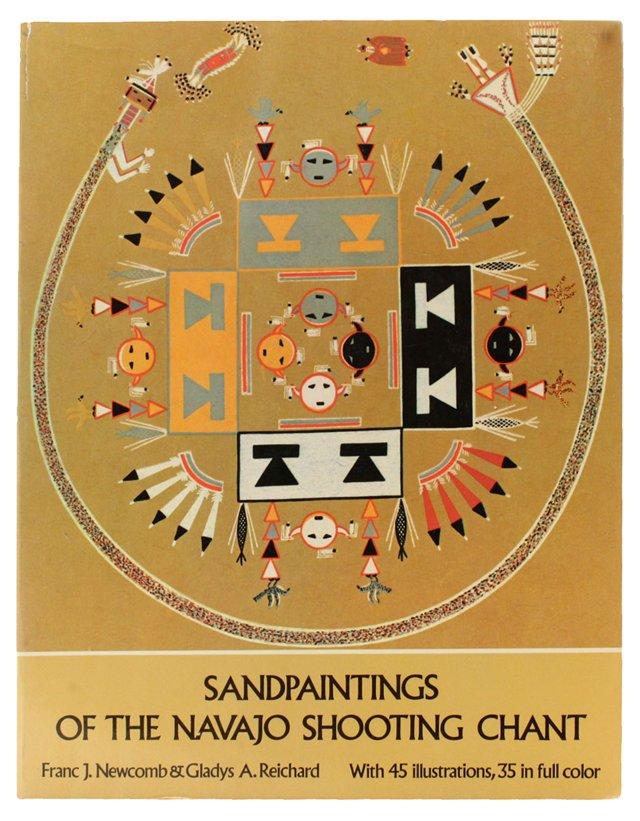 Sandpaintings of the Navajo