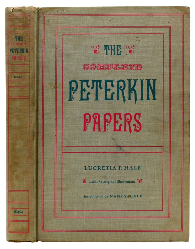 The Complete Peterkin Papers, 1960