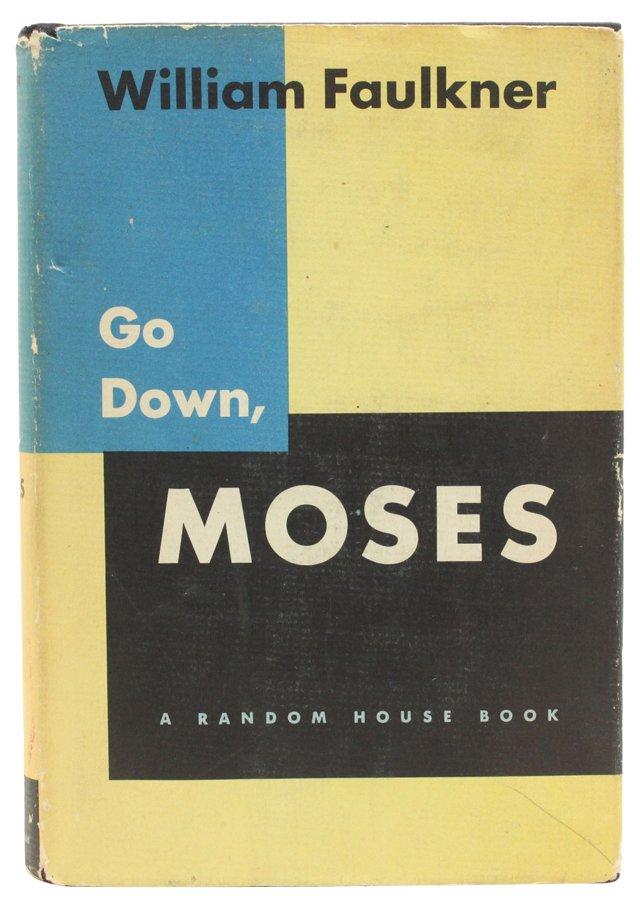 Faulkner's Go Down Moses, 1942