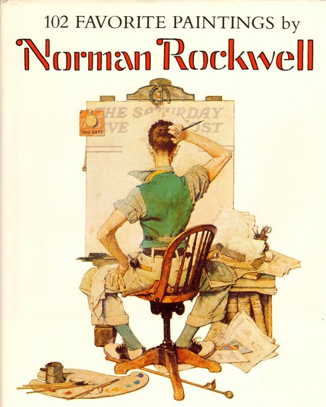 Favorite Paintings by Norman Rockwell