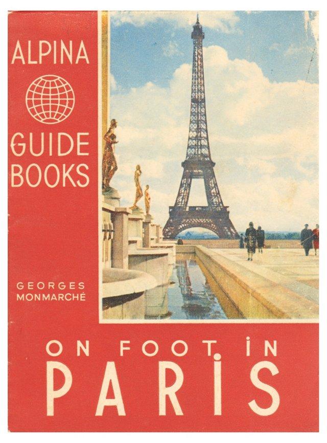 On Foot in Paris