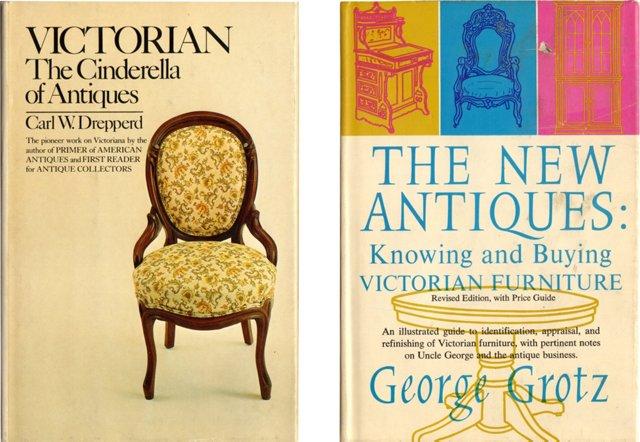 Victorian Furniture, Pair