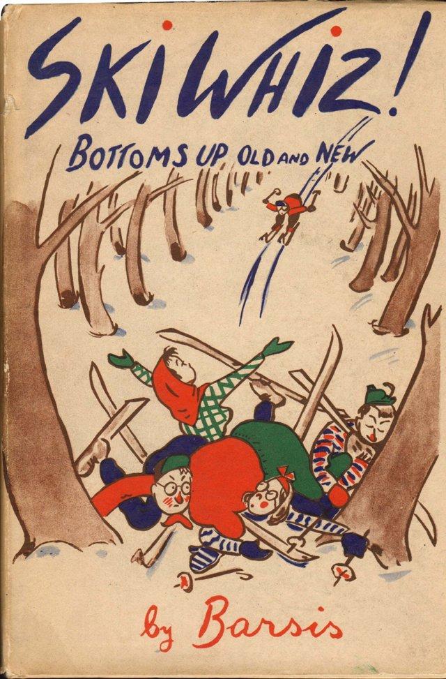 Ski Whiz! Bottoms Up