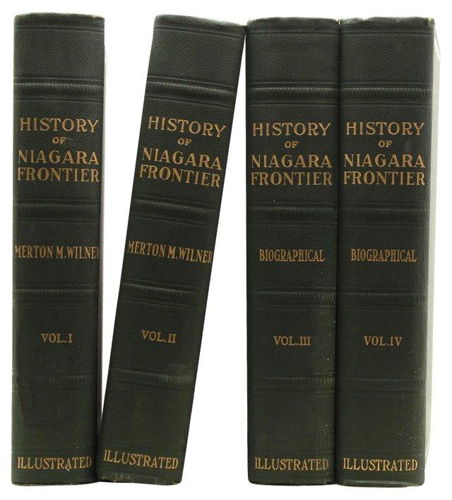 History of the Niagara Frontier, 1931
