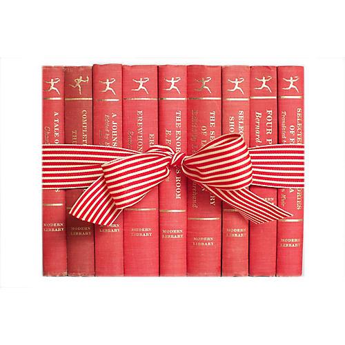 Modern Library Gift Set, S/9