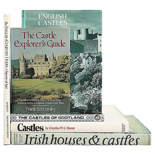 British Isles: Castles & Estates, S/6