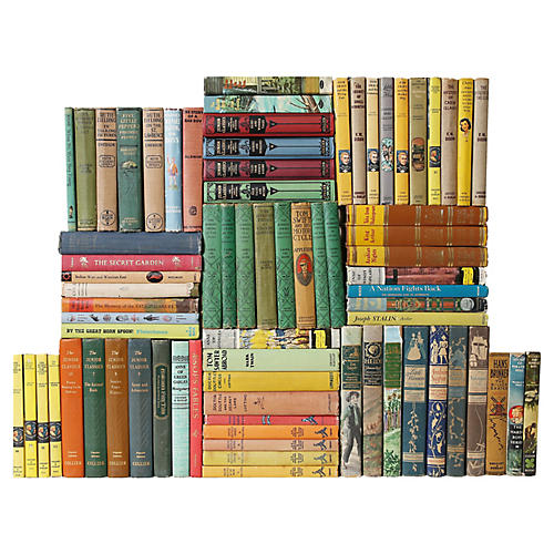 Curated Children Classics, S/75