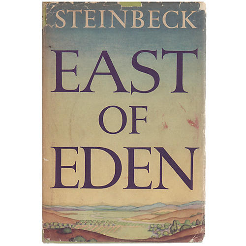 East of Eden by John Steinbeck, 1st Ed