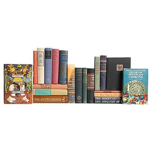 Latin American Book Set, S/20