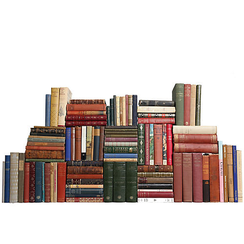 Curated French Library, S/100