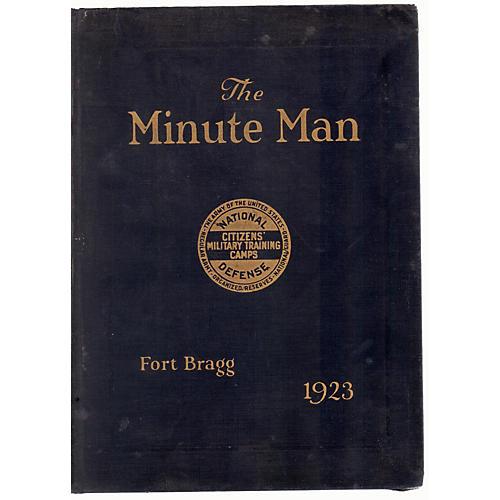 The Minute Men, 1923