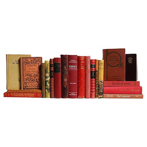 El Camino Rojo Book Set, S/20