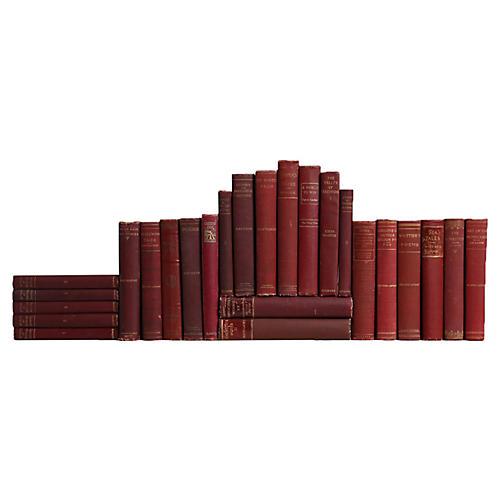 American Literature Set, S/25