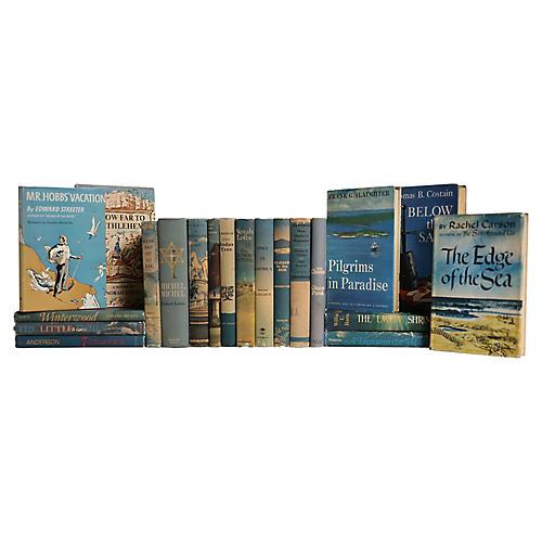 Blue & Tan Books, S/20