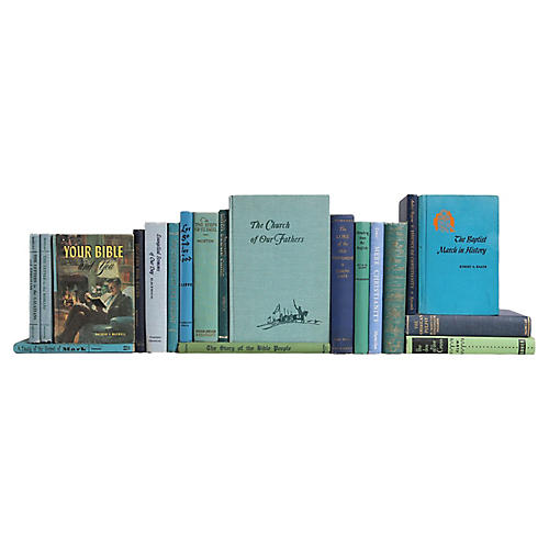 Christianity Book Set, S/20