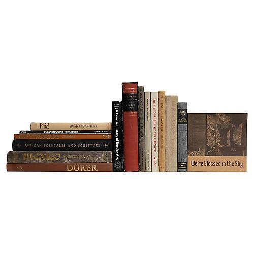 Art Around the World Books, S/15