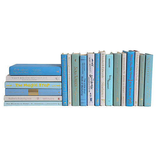 Mini Ocean Book Set, (S/20)