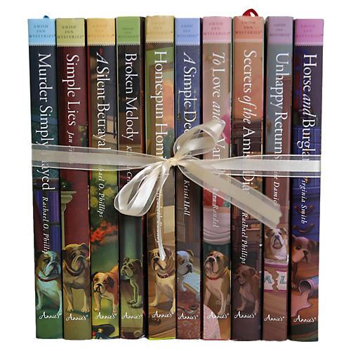 Amish Inn Mysteries Gift Set, (S/10)