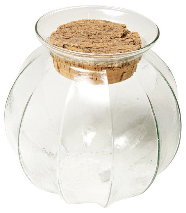 Handmade Spanish Glass Vessel