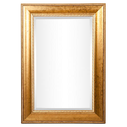 Midcentury Giltwood Mirror