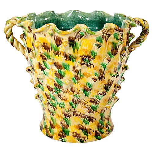 Midcentury Italian Ceramic Planter