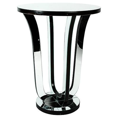 Mid-Century Modern Glass Table