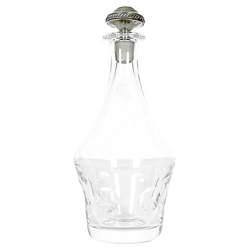 Saint Louis Crystal Decanter