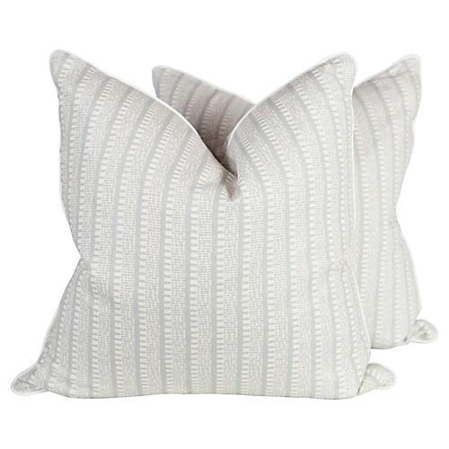 Veere Grenney Kiosk Pillows, Pair
