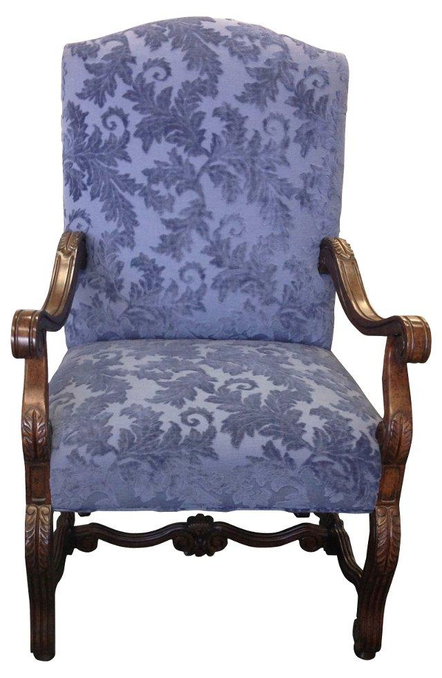 Jacobean-Style Armchair