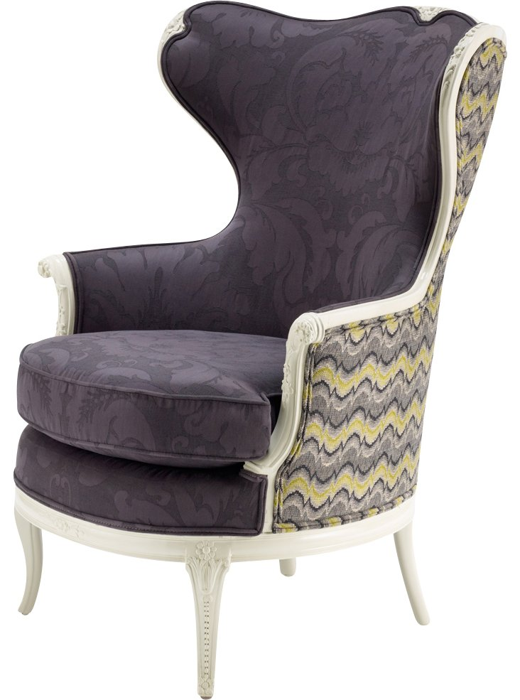 Gloria Wing Chair
